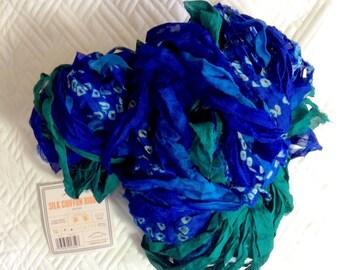 Silk ribbon yarn, LB Collections