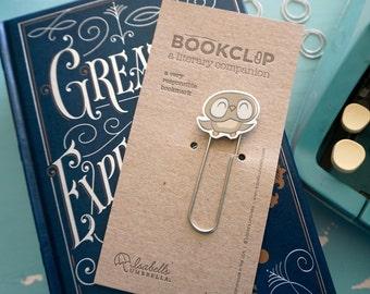 Owl Bookmark (Bookclip)