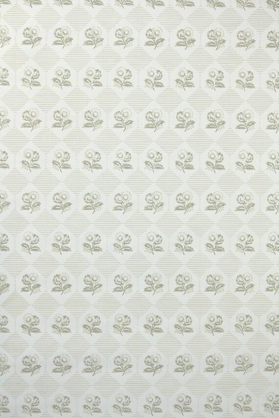 1950s vintage wallpaper white - photo #18