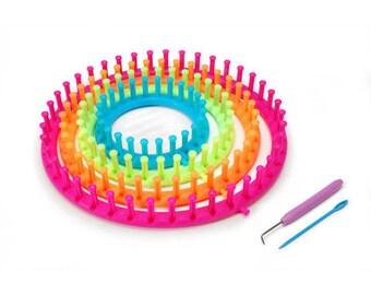 Round Knitting Loom Kit