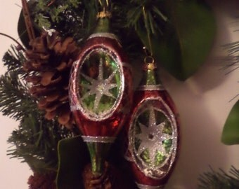 Christmas Ornament Set of 2