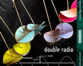 Double Radio Drop—Upcyc...