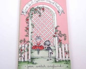 Love Is a Special Way of Feeling Vintage 1960s Book by Joan Walsh Anglund