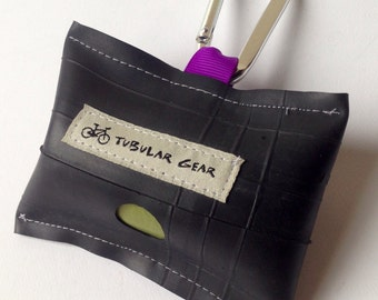 Purple Bag Dispenser