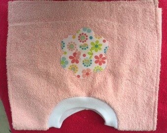 BABY BIB - Terry Cloth - Pull-Over-Free Shipping