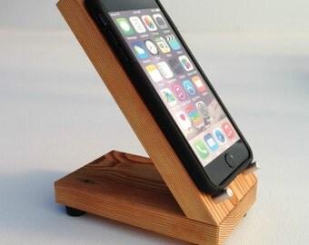6-Plus Stand, Angled Smartphone Holder