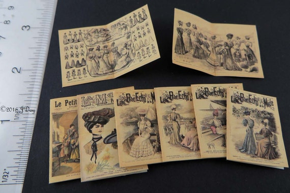 6 le petit echo la mode le petit journal french magazines covers proje - Studio petit journal ...