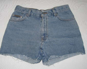 high waisted jeans shorts . jeans shorts high waisted . 90s jeans shorts . Calvin Klein shorts . denim shorts