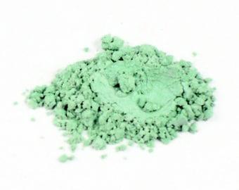 Mineral Eye Shadow - Wasabi (5 gram jar)