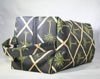 Palm Tree Travel Bag