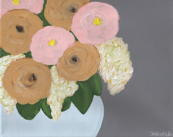 Fleur Original Painting