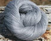 Handpainted Sock Yarn - Superwash Merino / Silk 50/50% Sumptuous  Sock Yarn - Unmentionables