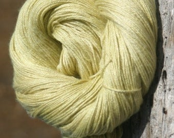 Handpainted Sock Yarn - Superwash Merino / Silk 50/50% Sumptuous  Sock Yarn - Knickers