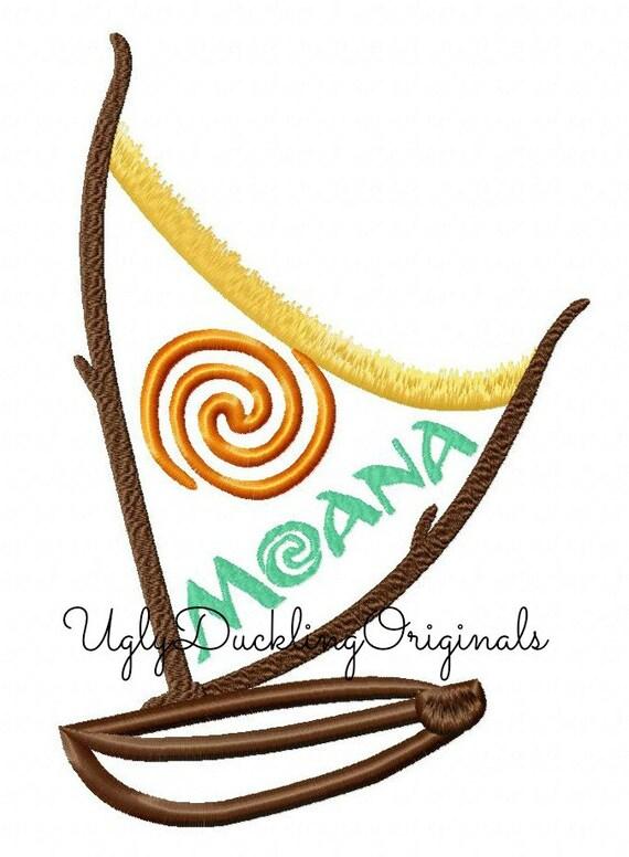 Apliques de moana dise o barco pel cula insignia obras de arte for Descargar embroidery office design 7 5 full
