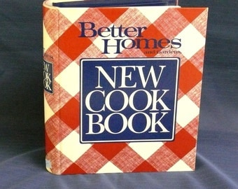 Better Homes and Gardens  Cook Book - 1991 -Like New