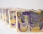 Sugar Plum Fairy Cold Process Soap