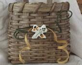 Early American, Autumn, Decorative, Mini Basket