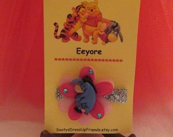 Eeyore ~ Hair Clip