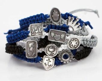 Macrame Affirmation Bracelet