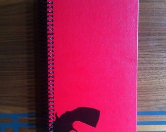 In the Death of a Man , Blank Book Journal or Sketchbook