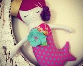 Odessa -Magical Mermaid Princess