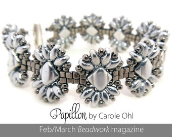 Papillon Bracelet Kit: Silver