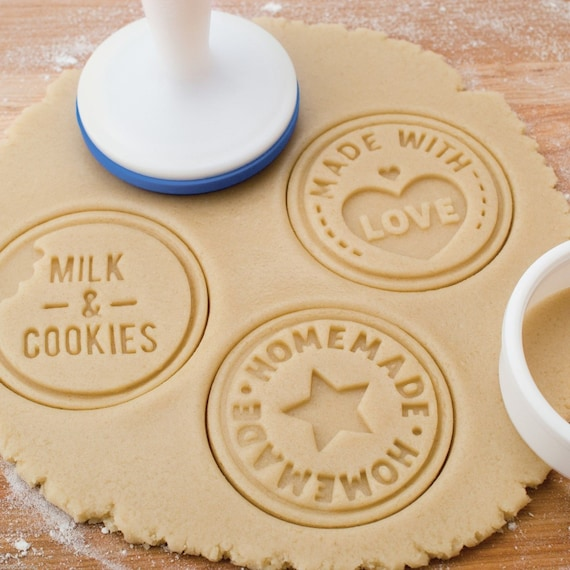 Tovolo Cookie Stamps 3 Set Homemade