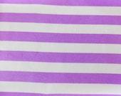 """Knit New magic purples stripes 1/2"""" 1 yard"""