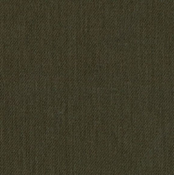6 5 Oz Sanded Brushed Cotton Twill Fabric Olive Green
