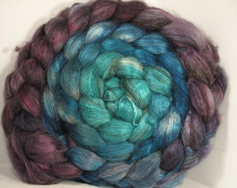 Yak Bombyx Silk 50/50 Roving Combed Top - 5oz - Alchemy 1