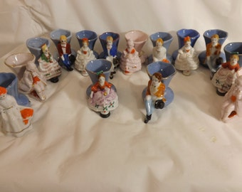 FREE SHIPPING vintage collection of toothpick holders (Vault 12)