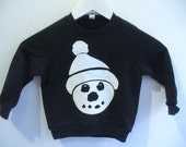 Snowman Children's Sweatshirt