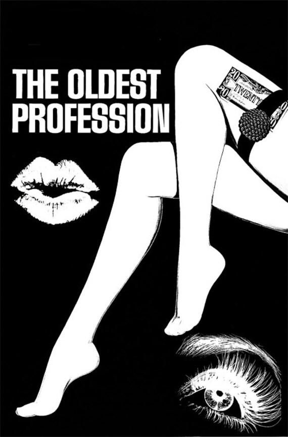 hooker prostitute call girls Digital art Image Download escorts art graphics printable posters oldest profession