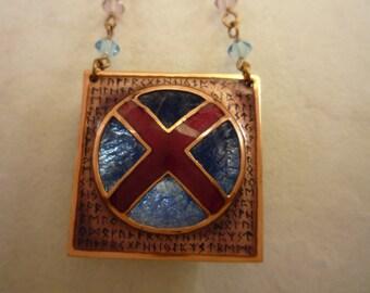 Champleve Enamel Rune Portals: The Rune of Endowment