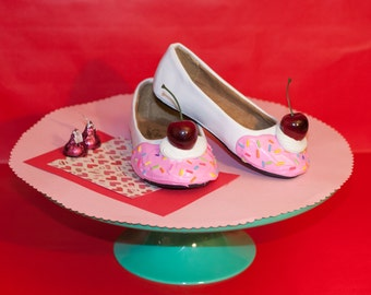 Ice Cream Shoes for Kids, Adorable Dessert Inspired Shoes for Toddlers!