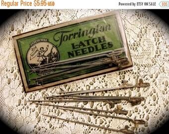 BIG SALE Antique Latch Hook Needles N0.563
