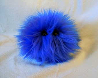 Blueberry the tribble (One of a kind)