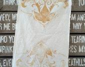 Picacho - Organic Tea Towel