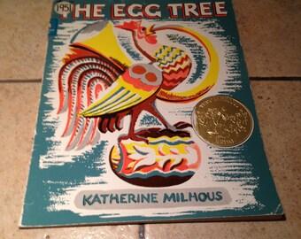 1992 The Egg Tree Children's Book