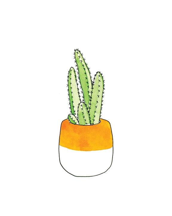 Succulent 6 print