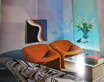 1970 House & Garden's Complete Guide to Interior Decoration-
