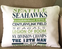Unique seahawks decor related items | Etsy