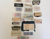 Vintage Clothing Tags/Labels