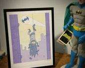 Bat Whoops - Artwork by Jason May