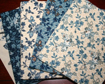 Laundry Basket quilts Blue Barn bundle