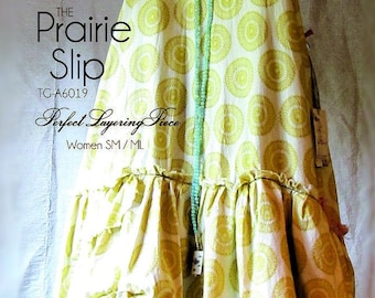 The Prairie TG- A6019 Sewing Pattern  by Tina Givens- Lagenlook Style! Sz 2-16