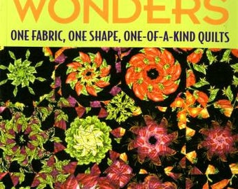 One Block Wonders Quilt Quilting Softcover Book