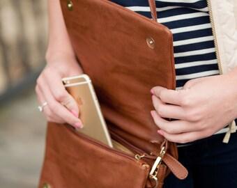 Palmer Crossbody Purse Monogrammed purse crossbody