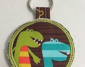 Dinosaur Keychain Ready to ship