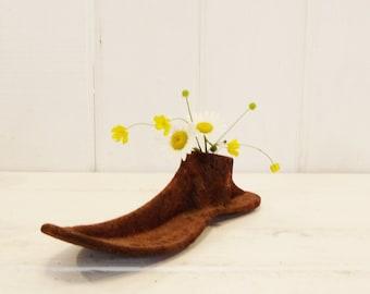 Vintage Cast Iron Shoe Form Rusty Adult Size Shoe Last